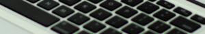 Zoom clavier d'ordinateur